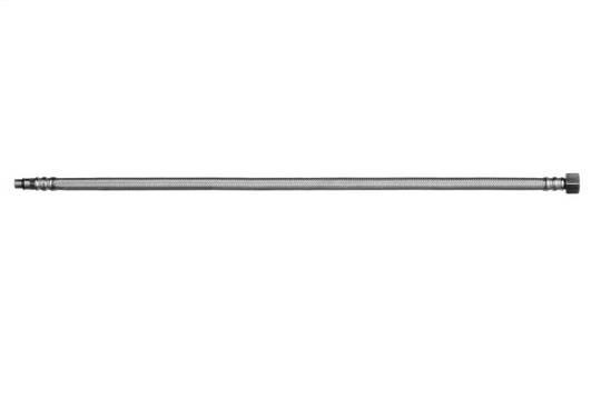 WĘŻYK DO BAT.W OPL.STAL.(3/8''X M8*1),KR.KOŃC. 50CM-1